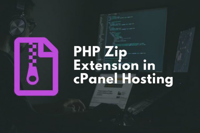Enabling PHP Zip extension in cPanel and WHM